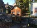 Image for Saint-Aubin-du-Cormier. Une cabane à livres près du camping - France
