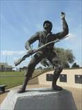 Image for World War II Soldier - Starke, FL
