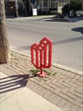 Image for Red Cuboid Tender - London, ON