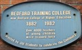 Image for Bedford Training College - 100 years - Tavistock Street, Bedford, UK