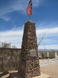 Image for Unknown Veterans - Pioneers - Settlers Obelisk - Tombstone, Arizona