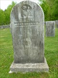 "Image for Grave of John ""Grizzly"" Adams - Charlton, MA"