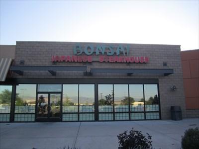 Bonsai Japanese Steakhouse Sandy Utah Japanese Restaurants On Waymarking Com