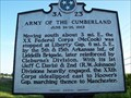 Image for Army of the Cumberland, 3 A 23