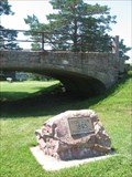 Image for Melan Stone Arch Bridge – Rock Rapids, IA