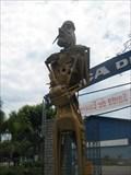Image for Man sculpture - Poa, Brazil