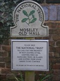 Image for Moseley old hall