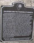 Image for Railroads and the Founding of Mendota, Mendota, IL