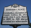 Image for Somerset Place, Marker B-57
