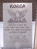 Image for Southgate Korean War Memorial