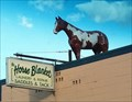 Image for Horse Blanket Fiberglass Horse - Central Point, OR