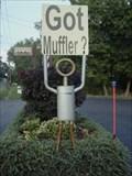 "Image for "" Got Muffler "", Niagara Falls, New York"