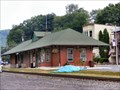 Image for Lehigh Valley Train Station Weatherly, PA