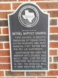 Image for Original Site of Bethel Baptist Church