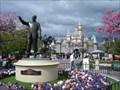 Image for Walt Disney Partners Statue - Disneyland, CA