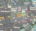 Image for Duane St. / Elk St. Map (BOTTOM) - New York, NY