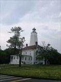 Image for Sandy Hook Lighthouse Finial - Sandy Hook, NJ