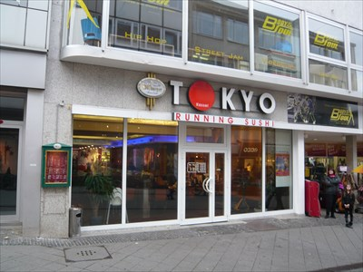 Tokyo Running Sushi Bar Kassel D Sushi Restaurants On Waymarkingcom