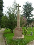 Image for Memorial in Churchyard, St Peter's, Martley, Worcestershire, England
