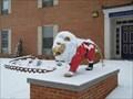 Image for Alpha Sigma Alpha Lion-Evansville, IN
