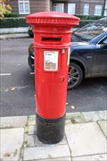 Image for Victorian Post Box - Rutland Gate, London, UK