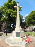 Image for Great Wars Memorial - Charlton, London, UK
