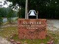 Image for Church Bell, St Peter's United Methodist Church, near Wagram, NC