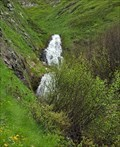 Image for Waterfall North of Stafel - Rosswald, VS, Switzerland