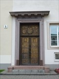 Image for Vilnius University Library Door - Vilnius, Lithuania