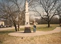 Image for Monuments to the Dead - Pea Ridge National Military Park - Garfield, AR