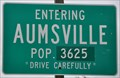Image for Aumsville, Oregon ~ Population 3625