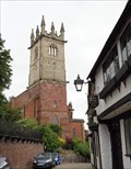 Image for St Julian's - Bell Tower - Shrewsbury, Shropshire, UK.