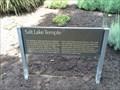 Image for Salt Lake Temple - Salt Lake City, UT