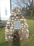 Image for Cairn - Christ Church Anglican Church Pioneers - Burritt's Rapids, ON