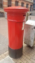 Image for Victorian Post Box - Broadway - Nottingham, Nottinghamshire