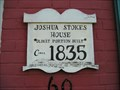 Image for Joshua Stokes House 1835 - Moorestown, NJ