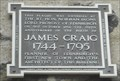 Image for James Craig - Edinburgh, Scotland
