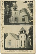 Image for First Presbyterian Church  - Keytesville, Missouri