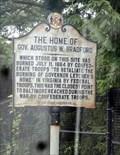 Image for Home of Gov. Augustus W. Bradford-Baltimore, MD