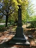 Image for 1866 Austro-Prussian War Memorial - Pardubice, Czech Republic