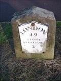 Image for A5 Milestone (Two Mile Ash, Milton Keynes) - Buckinghamshire, UK