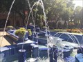Image for Blue fountain - Subotica, Serbia