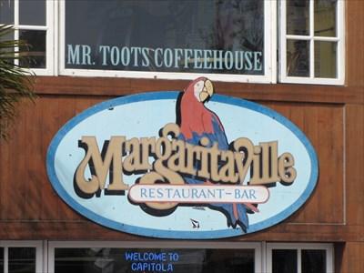 Margaritaville & Parrot, Capitola, CA