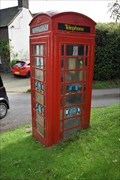 Image for Red Telephone Box - Whateley, Staffordshire, B78 2ET