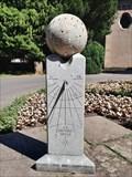 Image for Sonnenuhr auf dem Südfriedhof - Köln, NRW, Germany