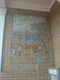 Image for Tile Murals at Post Office, Monterey Ca