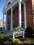 Image for Rev. David Palmer Colonial Porch - Townsend, MA