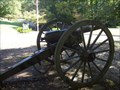 Image for Fort Pillow Museum Entrance Howitzer