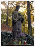 Image for St. John of Nepomuk, Prague, Czech Republic