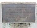Image for Plaque de la Redoute de Wolfe - Boischatel, Québec